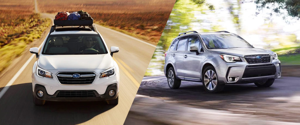 Subaru Outback Vs Forester >> Full Comparison 2019 Subaru Forester Vs Outback Pros And