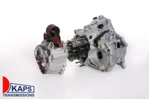 Sequential 6 Speed Gearbox WRX STI