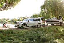 Subaru Ascent Towing Capacity