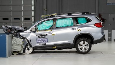 SUBARU IIHS 2021 safety rating
